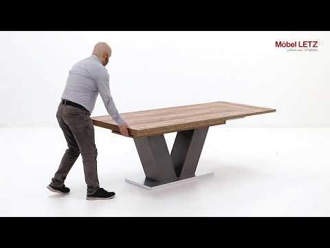 Komfort D von Mäusbacher - der Esstisch mit Auszugfunktion
