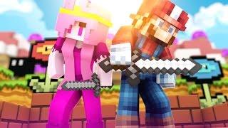 Я ПРИНЦЕССА! - Minecraft MARIO PARTY