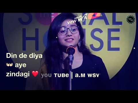 Love Poetry | Female Version | New Whatsapp Status Video | Nidhi Narwal Poetry status