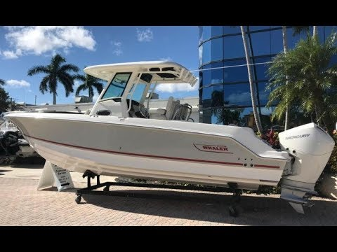 2019 Boston Whaler 250 Outrage MarineMax Pompano