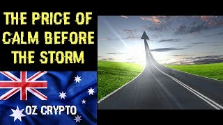 Ripple & XRP: The Price Of Calm Before The Storm