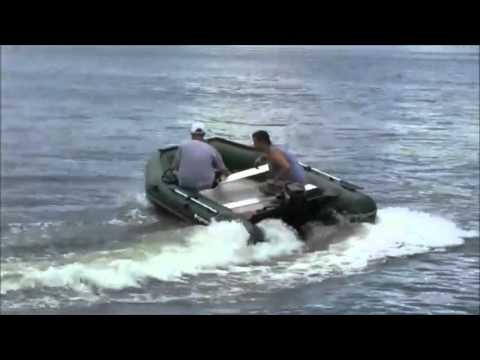 SD410 Saturn Inflatable Boat with 15HP Outboard Motor  What
