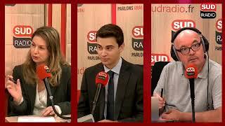 Marion Pariset/Emeric Guisset - Sud Radio - 12 Septembre 2020