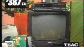 Australian Ad Big W - 1990