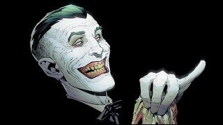 Supervillain Origins: The Joker