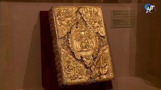 В новгородском музее открылась экспозиция, посвященная юбилеям сразу двух соборов