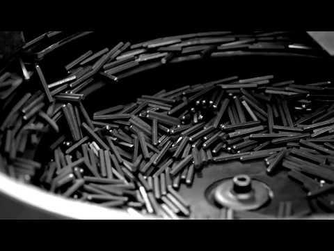 Как производят отвертку и биты на немецком оборудовании
