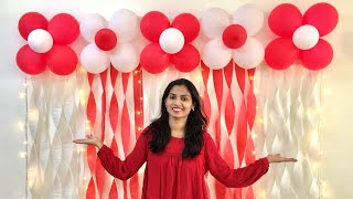 Very Easy Balloon Decoration Ideas | Balloon Decoration Ideas For Any Occasion At Home