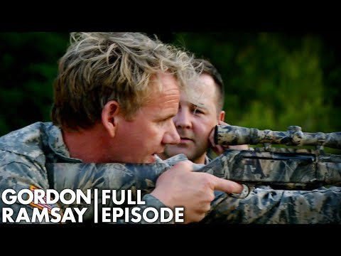 Gordon Ramsay Hunts Wild Boar With The US Army   The F Word FULL EPISODE