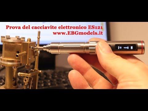 Prova del cacciavite elettronico ES121 dal catalogo Banggood