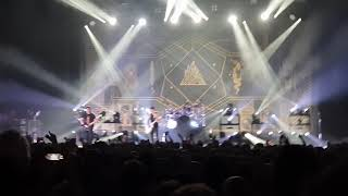 Trivium brixton academy 21.04.2018 drowned and torn asunder