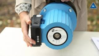 Циркуляционный насос IMP pumps GHN 32/120-180 от компании ПКФ «Электромотор» - видео