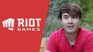 How To Become An Artist For Video Games - RIOT Games Art Lead Charles Lee