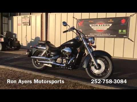 2019 Honda Shadow Aero 750 in Greenville, North Carolina - Video 1