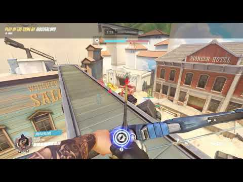 A Hanzo Ult with actual use and kills? Wut?