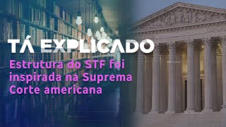 STF e Suprema Corte dos EUA: conheça semelhanças e diferenças entre os tribunais | Tá Explicado