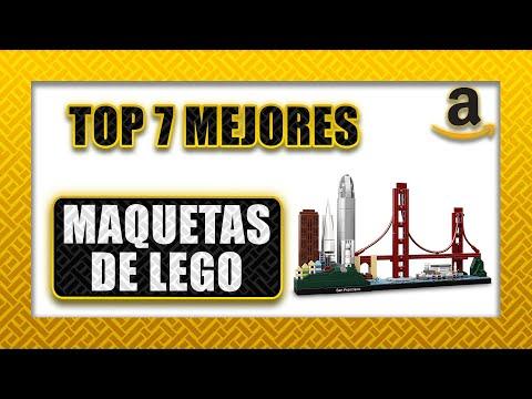 🏰 Las 7 Mejores MAQUETAS @LEGO  de Amazon 2020 🧱