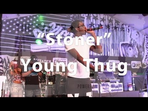 "Young Thug, ""Stoner"" - Live at The FADER FORT"