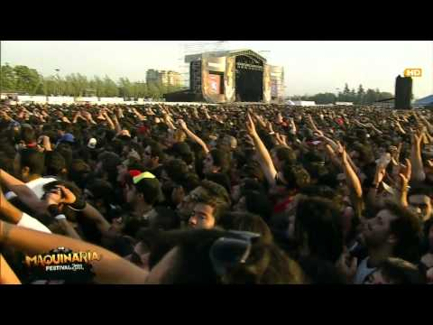 Alice In Chains - Got Me Wrong (Live Maquinaria 2011) HD