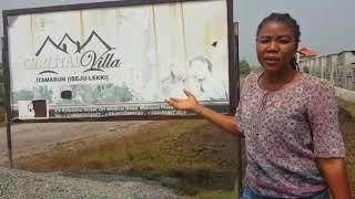 preview picture of video 'Christal villa estate itamarun ibeju lekki'