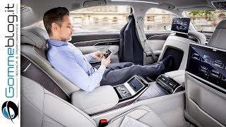 2019 Audi A8 - INTERIOR