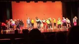 80's Dance Party  SHHS Chamber Choir