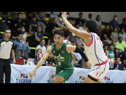 LIVE: EcoOil-DLSU Green Archers vs Karate Kid-CEU Scorpions | PBA D-League Aspirants' Cup 2020
