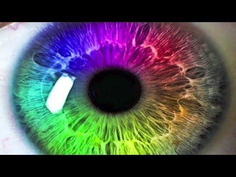 Get Rainbow Eyes Fast! Subliminals Frequencies Hypnosis Spell  -- Frequency Wizard