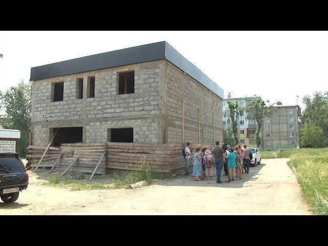 Жители 33 микрорайона отстояли свою землю