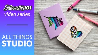 All Things Studio (Silhouette 101 Video Class)
