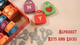 Alphabet Keys And Locks - Lakeshore Learning Review