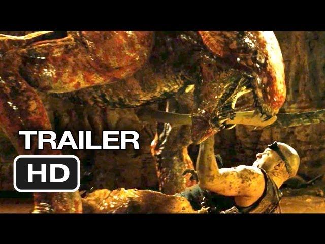 Riddick Trailer #2