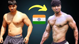 25% to 14% Body Fat Transformation in 3 months(How Indians can lose all their fat)