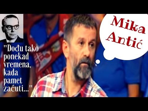 (BLAM GODINE) Bogdan Obradović -  MIKA ANTIĆ srpski nobelovac!?