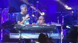Stevie Wonder e Gilberto Gil - Só Chamei Porque Te Amo / I Just Called To Say I Love You