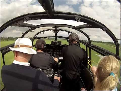Lancaster taxy ride- Official video