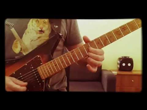 swamp music - Lynyrd Skynyrd, guitar cover, guitar lesson