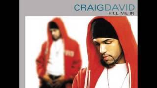 Karaoke | Craig David - Fill Me In