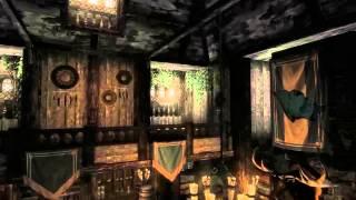 Skyrim Daily Mod Shout Out #41 Hjerim TNF - Hearthfire