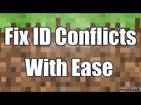 Item ID Conflict Fix - Quick tutorials!