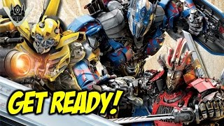 Transformers: The Last Knight Toyline Advertisements (Deluxe DRIFT!)