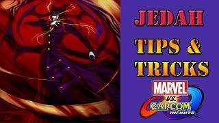 Marvel vs Capcom: Infinite - Jedah Tips and Tricks