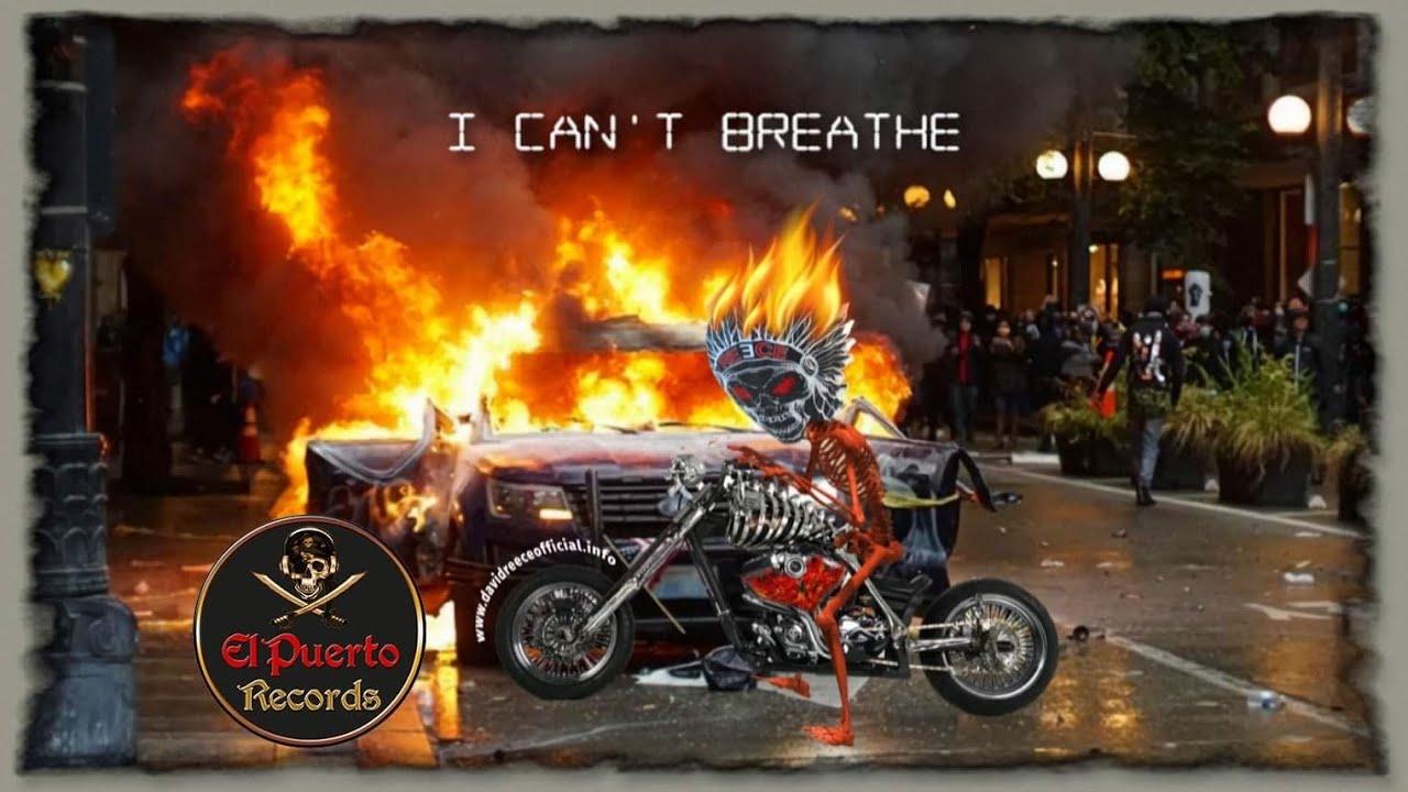 DAVID REECE - I Can't Breathe