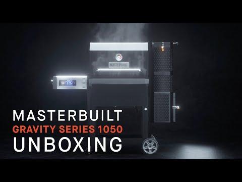 Masterbuilt Gravity Series 1050 Assembly