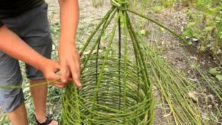 Как сделать вершу для ловли рыбы своими руками из дерева