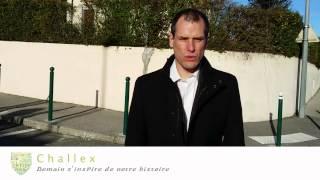 preview picture of video 'Challex, Demain s'inspire de notre histoire'