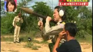 日本藝人50TA狩野英孝體驗節目之搞笑片段