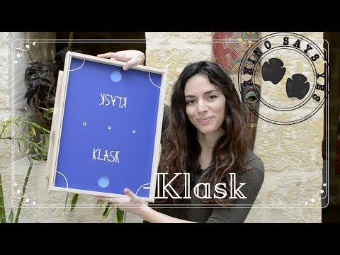 How to play Klask