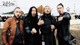 Interview with The Hu at Download Festival