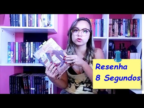 # Livro Hot Hot Resenha 8 segundos